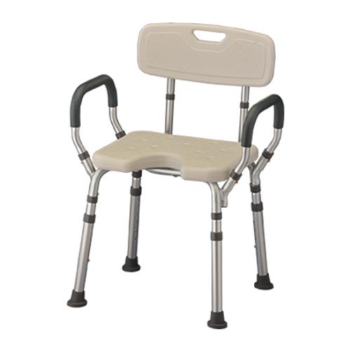 Nova-Bath Seat with Arms & Back