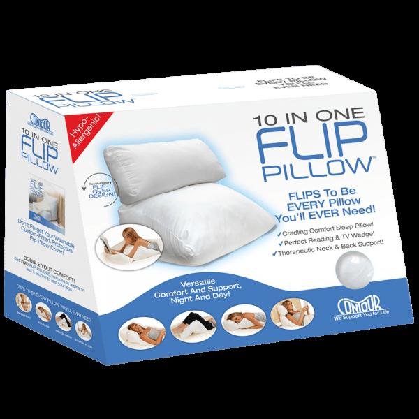 Contour- Flip Pillow