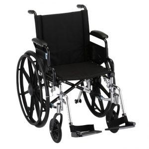 "18"" Lightweight Wheelchair"
