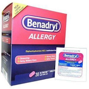 BENADRYL® Allergy Pouch