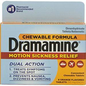 Dramamine® Chewable Formula