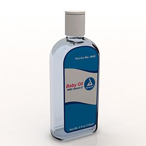 dynarex-Baby Oil