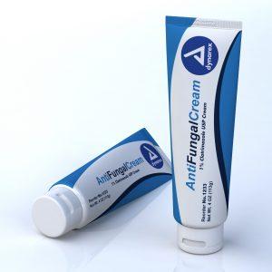 dynarex-Antifungal 1% Clotrimazole USP Cream - 4 oz tube