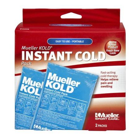 Mueller-2 Pack Instant Cold Pack