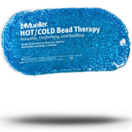 Mueller-Beaded Hot/Cold Pack, Blue