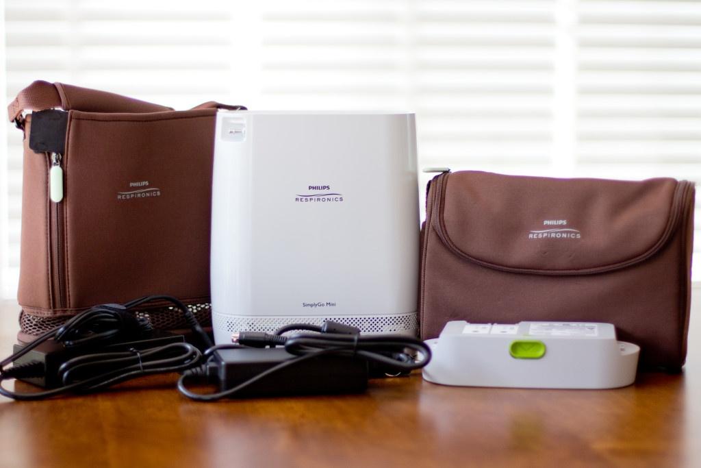 Lightest Portable Oxygen Concentrator
