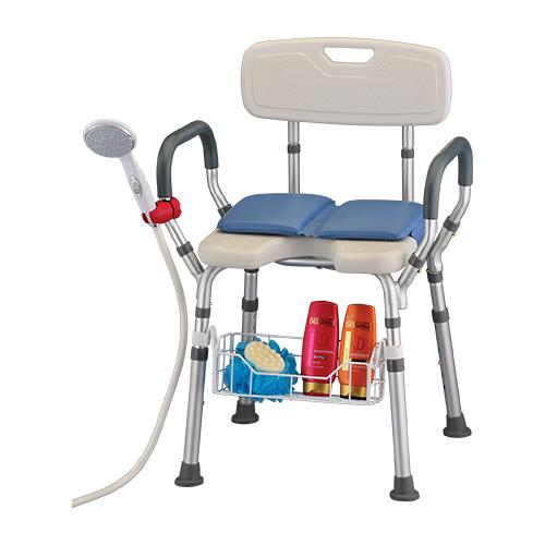 Nova-Bath Seat Basket