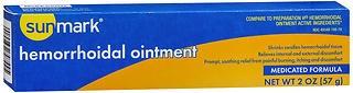 McKesson-Hemorrhoid Relief sunmark® Ointment 2 oz.