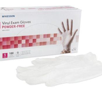McKesson- Exam Glove- NonSterile Powder Free