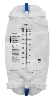 McKesson- Urinary Leg Bag