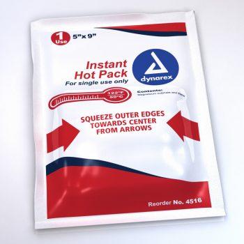 dynarex-Instant Hot Packs